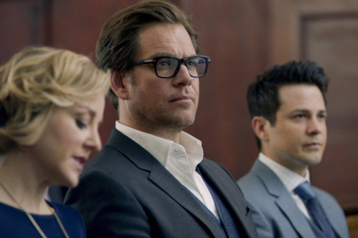 Michael Weatherly and Freddie Rodriguez - Bull