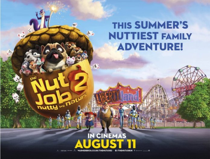 The Nut Job 2 Nutty By Nature new trailer is an all out war for ...