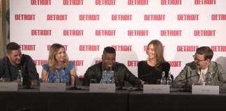 Detroit Press Conference