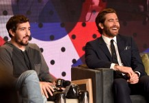 Jake Gyllenhaal Stronger Press Conference