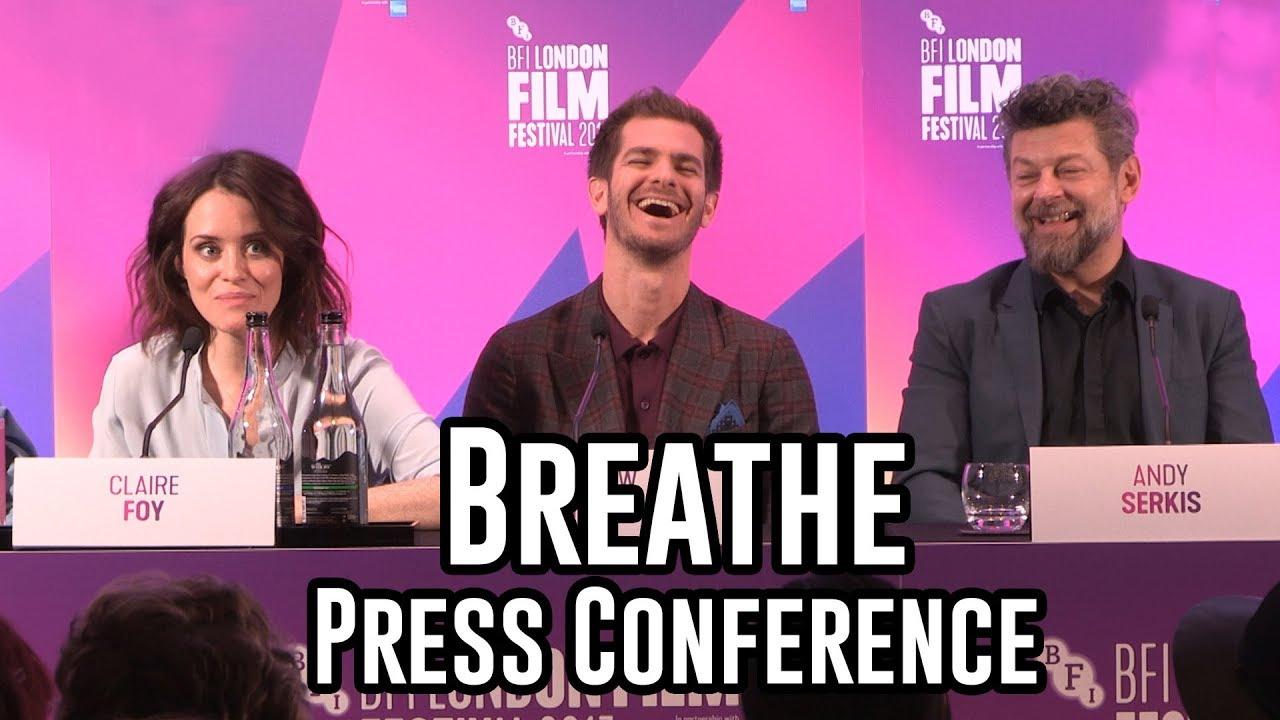 Breathe Press Conference