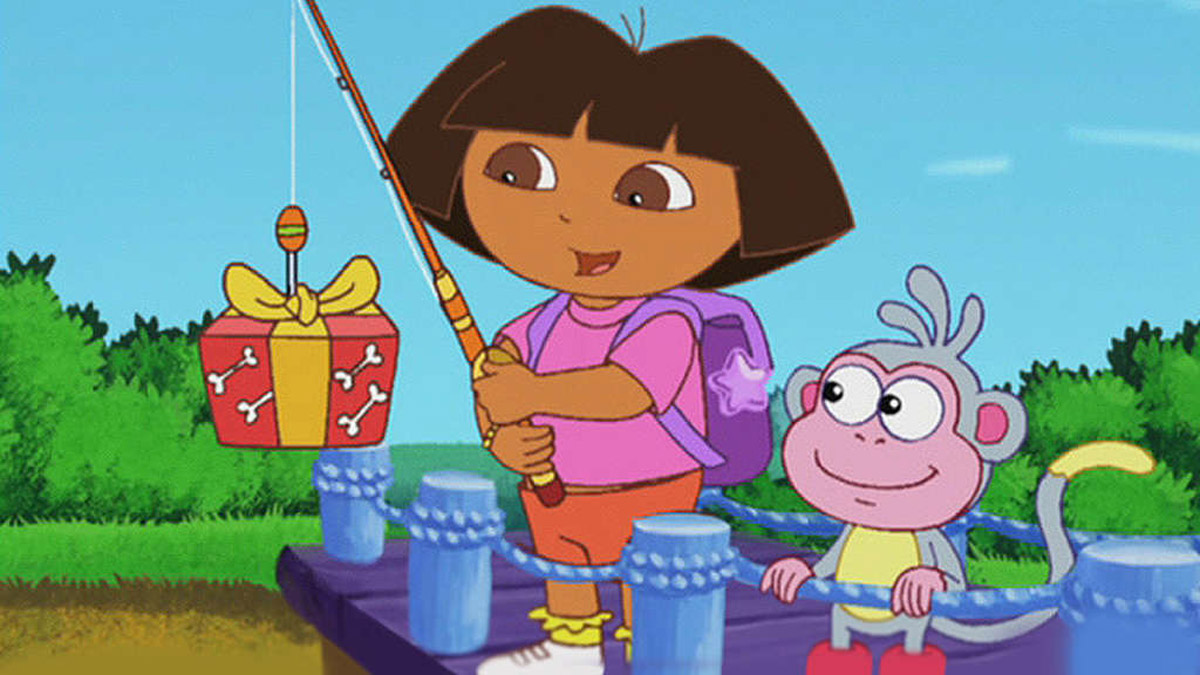 Dora the Explorer live-action movie scheduled for a Summer