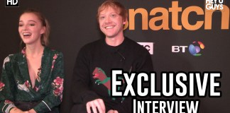 Snatch TV Show - Rupert Grint & Phoebe Dynevor Snatch