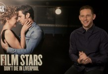 Jamie Bell Film Stars Don't Die in Liverpool