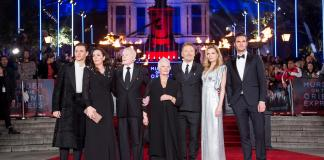 Murder on the Orient Express World Premiere