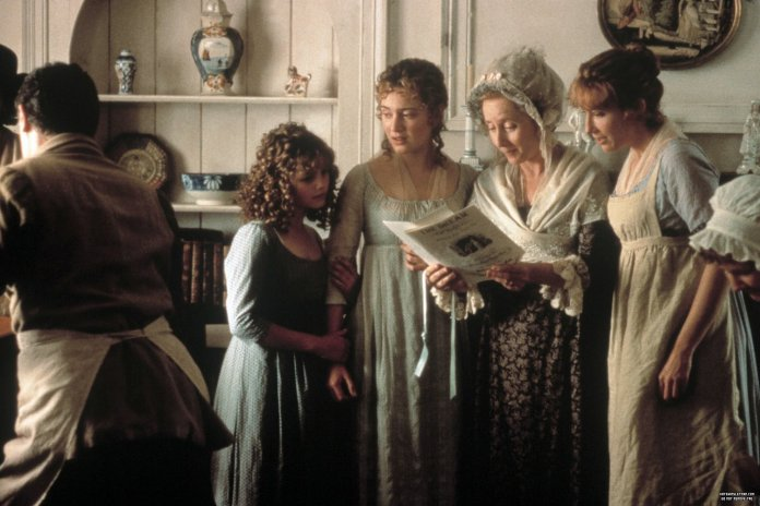 Best Period Dramas - Sense and Sensibility