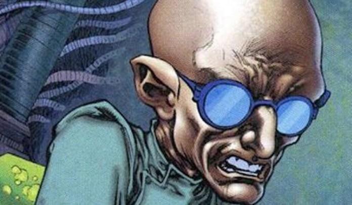 Shazam Doctor Sivana