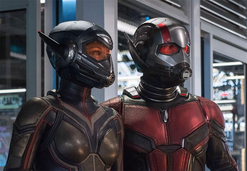 Ant-Man 2 Goes Searching for Janet Van Dyne, New Photos Arrive