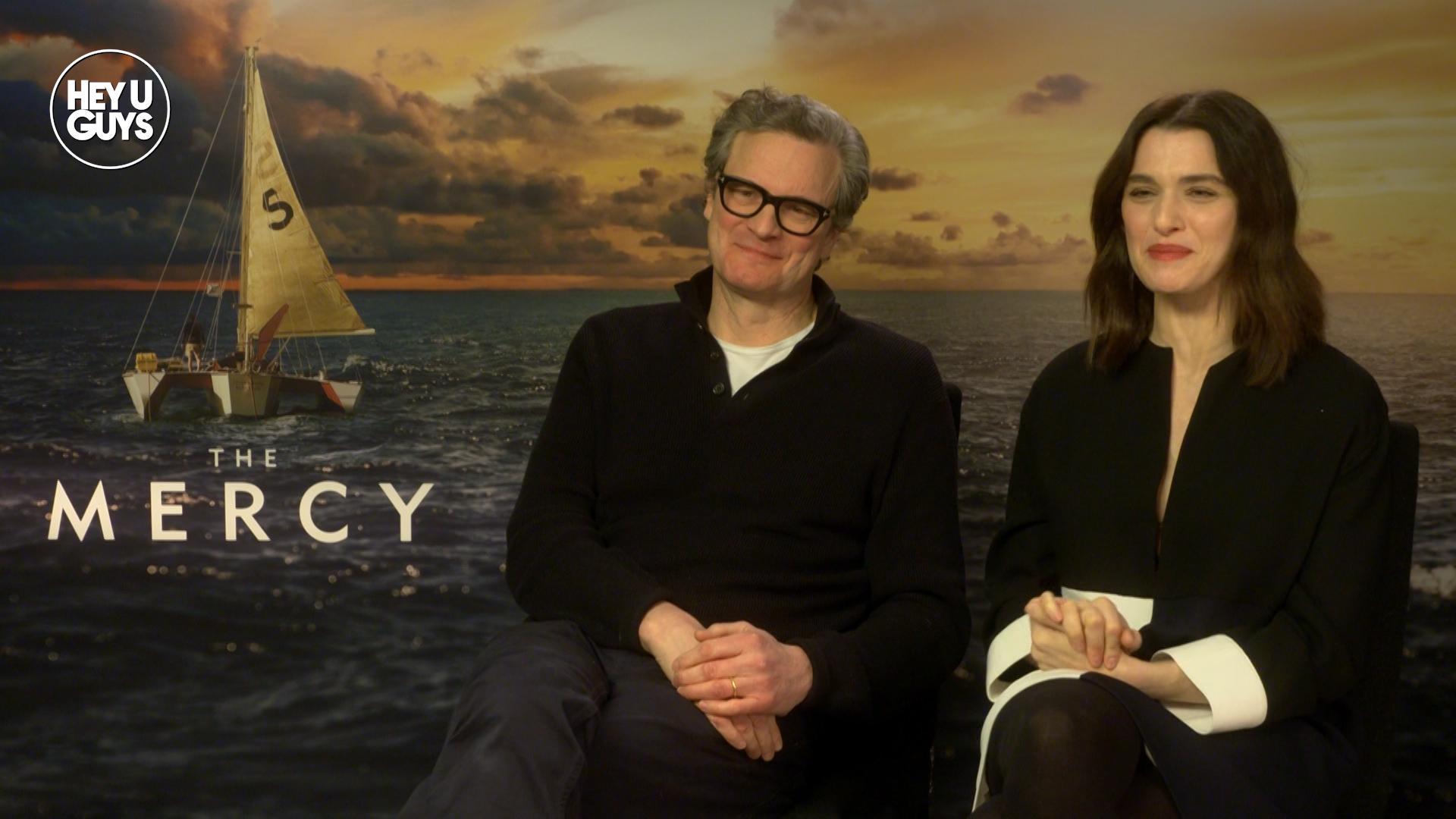 Colin Firth & Rachel Weisz - The Mercy