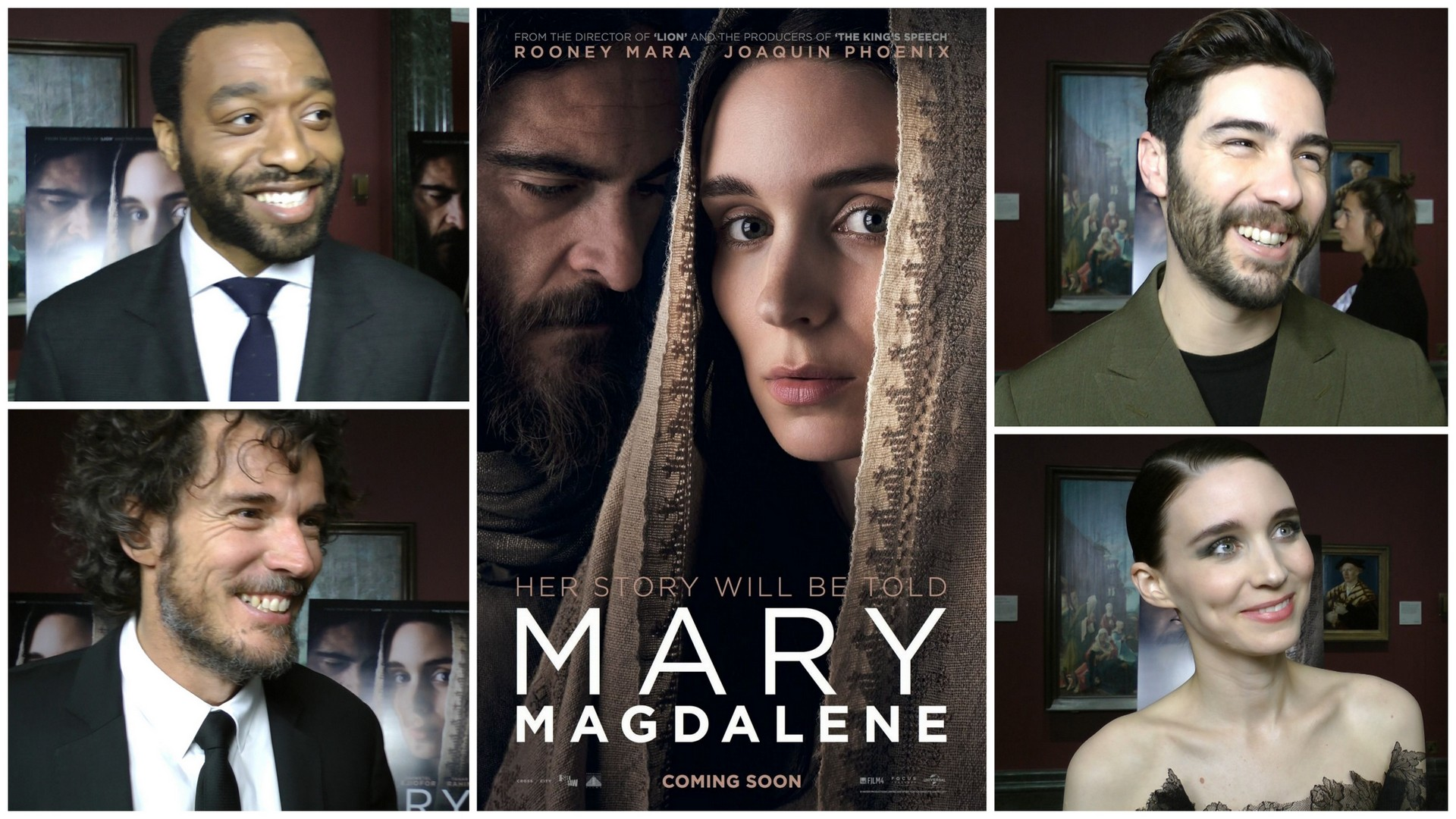 Mary Magdalene premiere