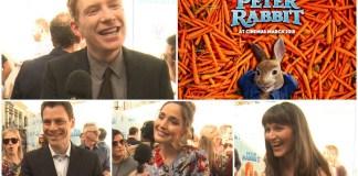 peter rabbit premiere