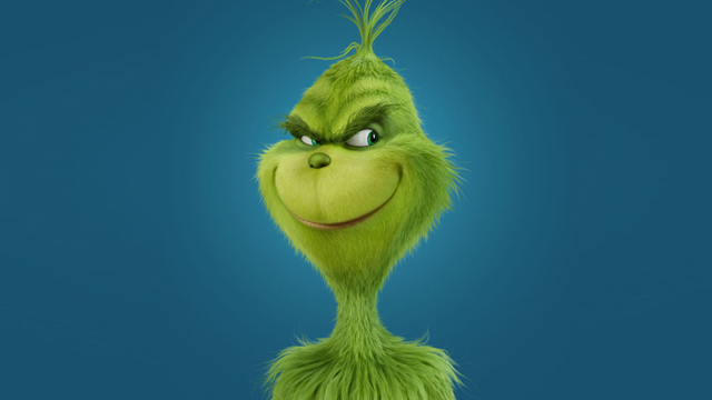 First look at Benedict Cumberbatch as 'The Grinch'