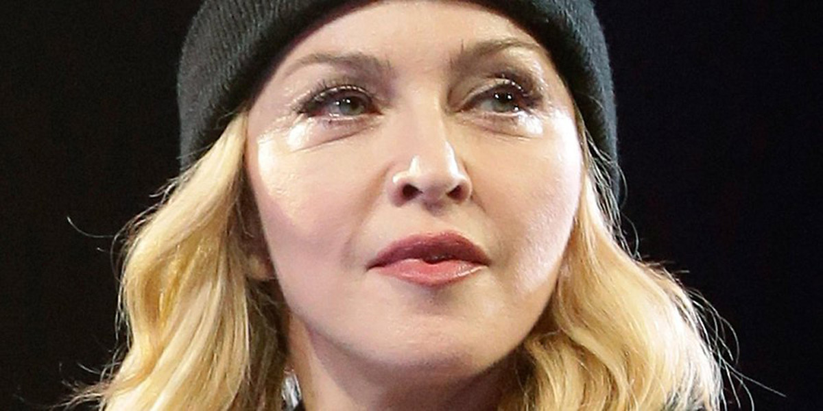 Madonna to direct film about orphan ballerina
