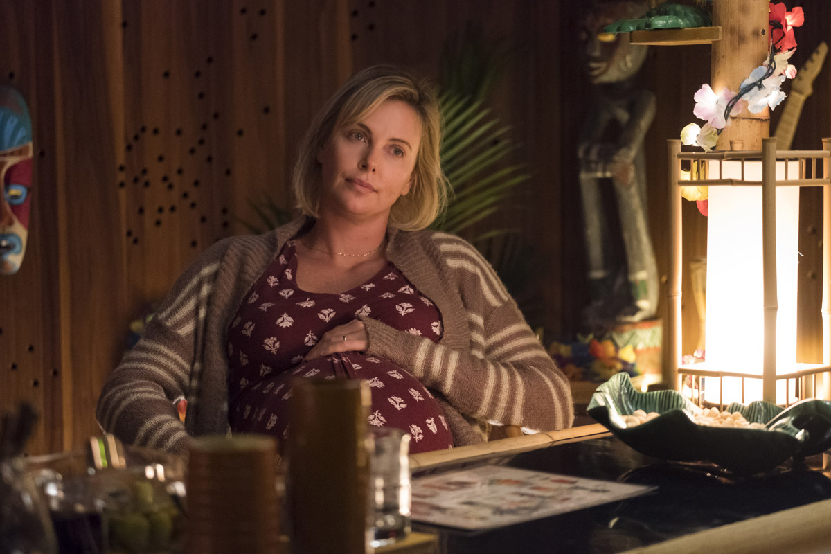 tully film poster charlize theron
