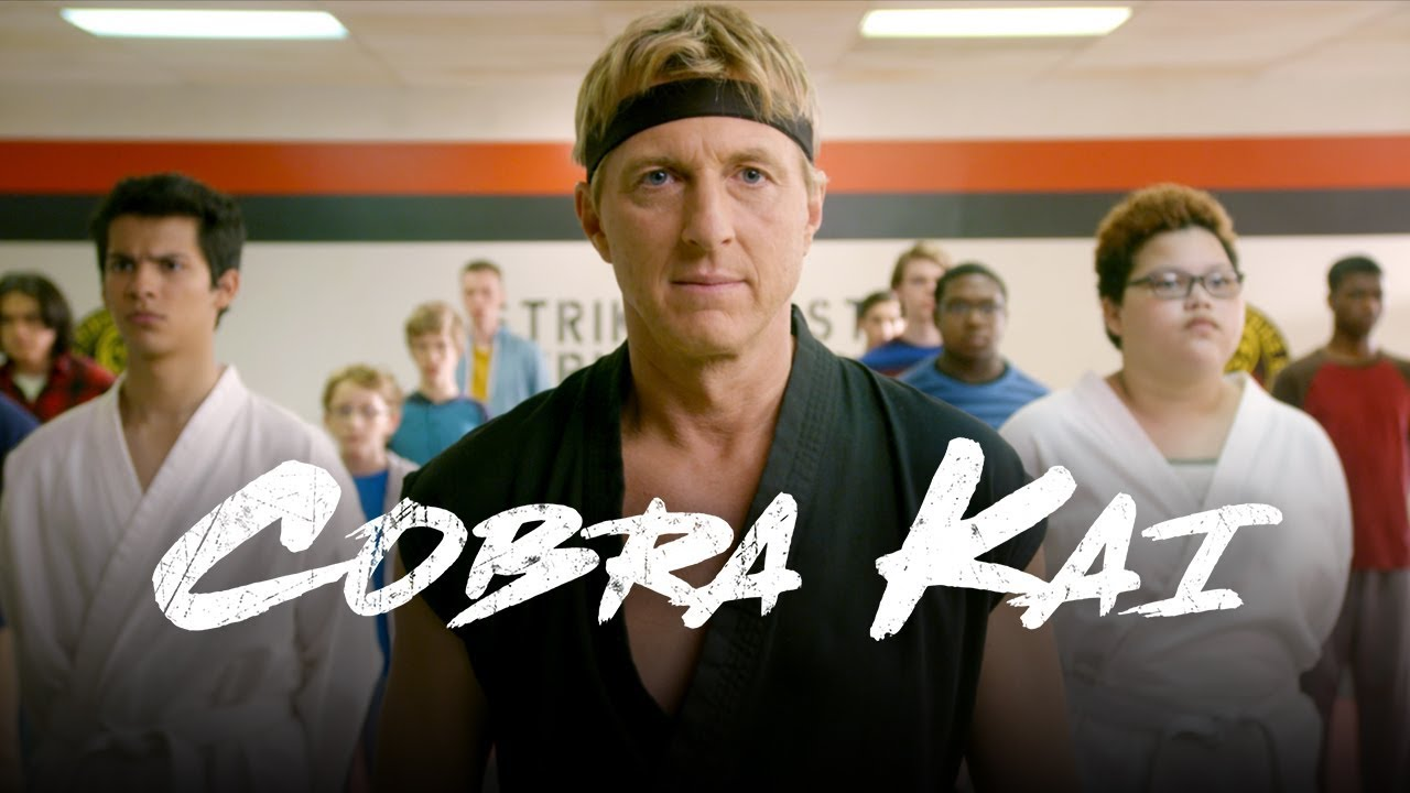 Johnny Takes On A New Apprentice In Teaser For Karate Kid