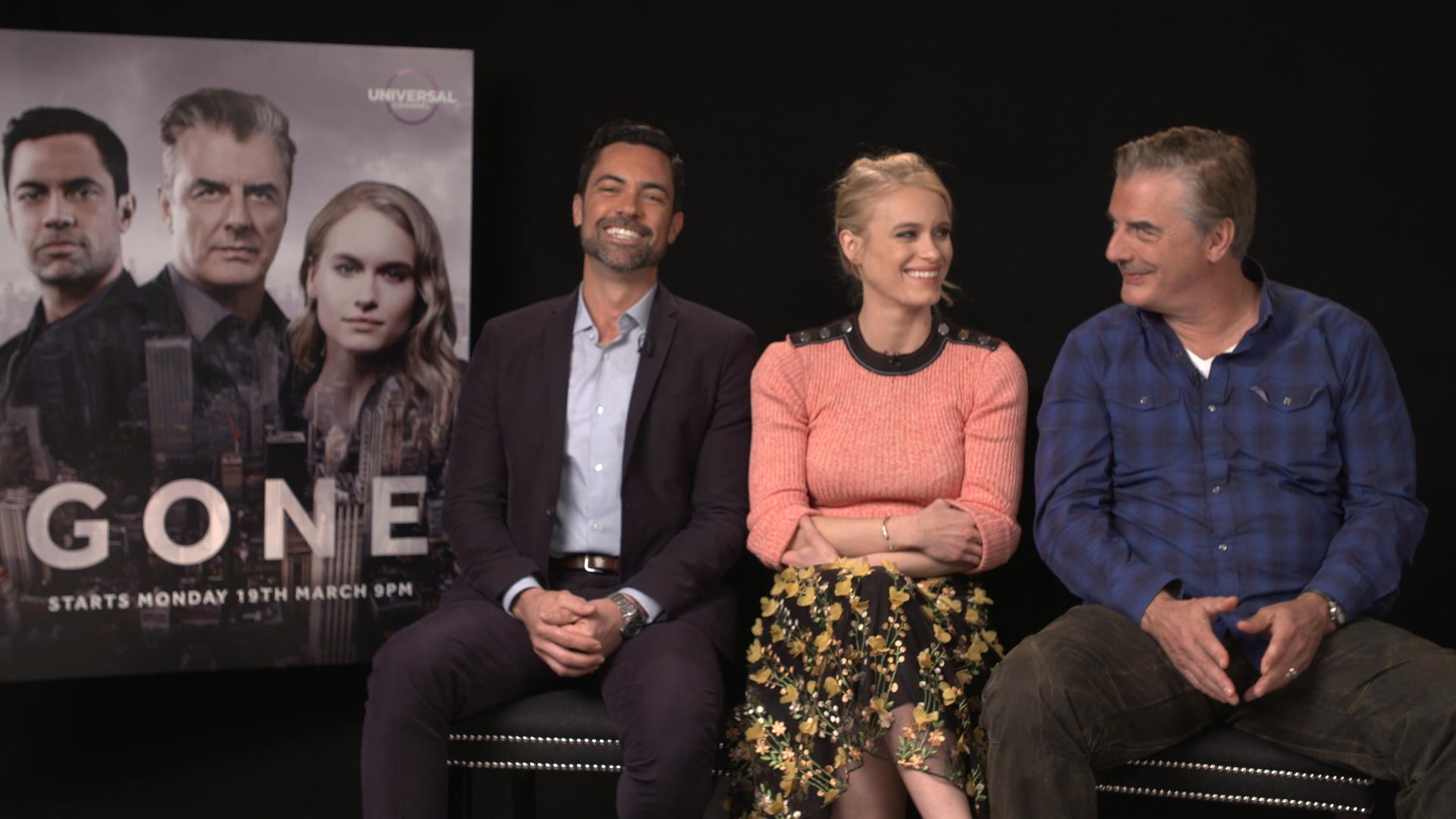 gone cast interviews