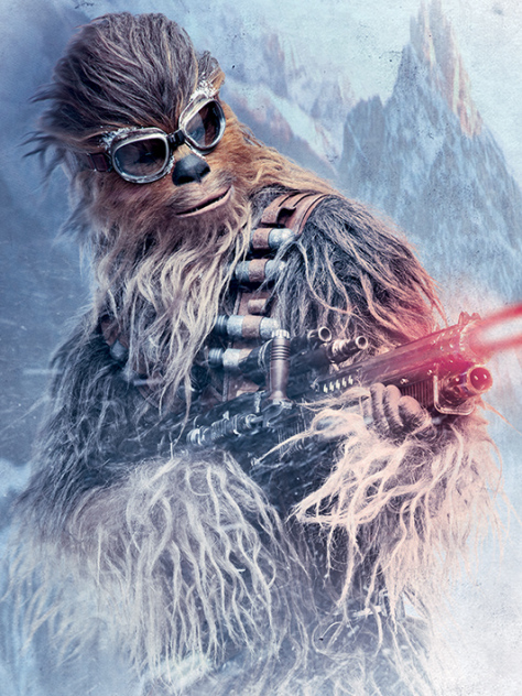 Han Han Solo Movie PosterSolo Movie Poster