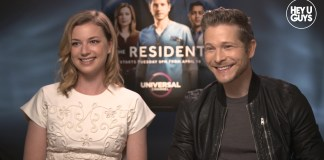 Matt Czuchry & Emily VanCamp - The Resident Season 1