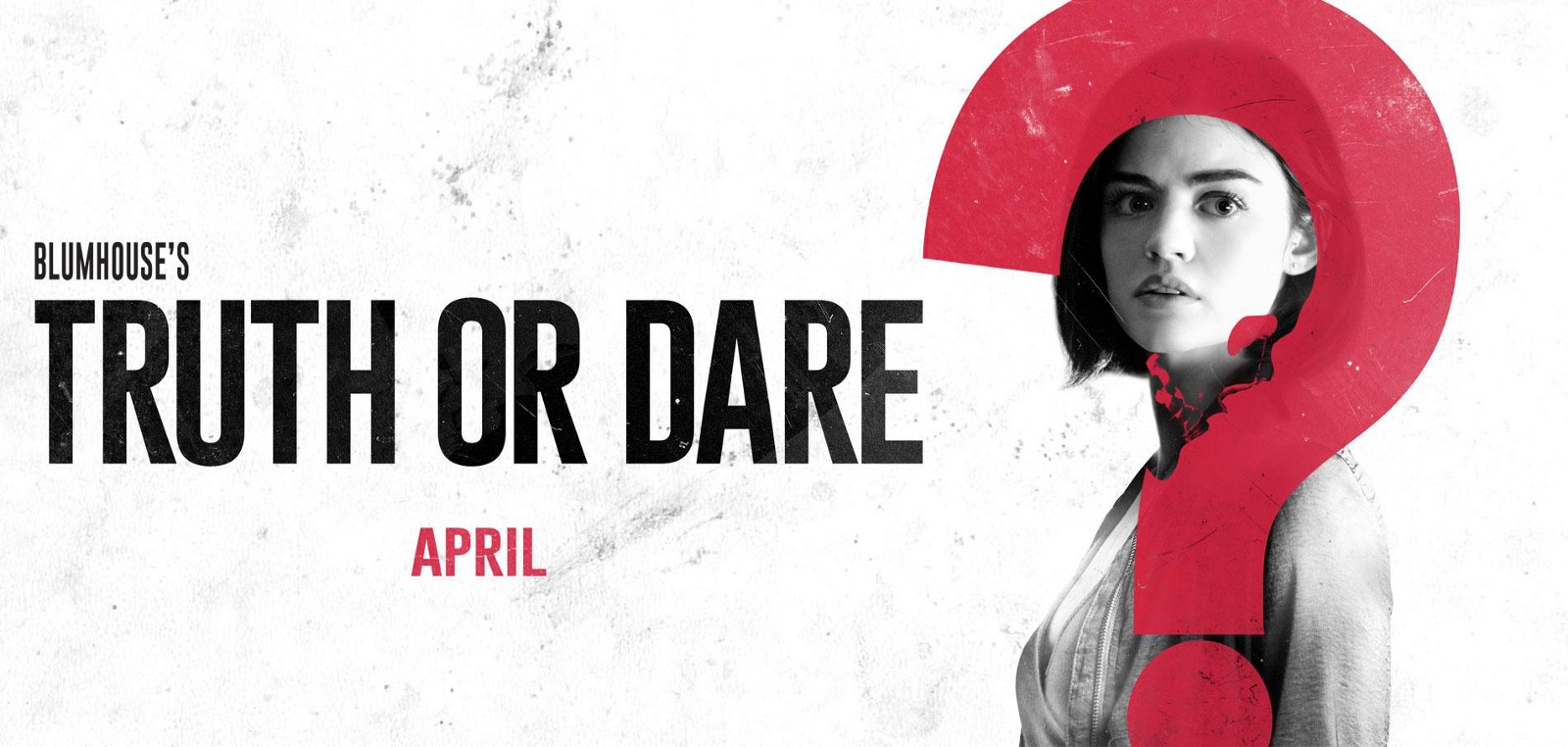 Truth or Dare Movie - Tyler Posey & Lucy Hale