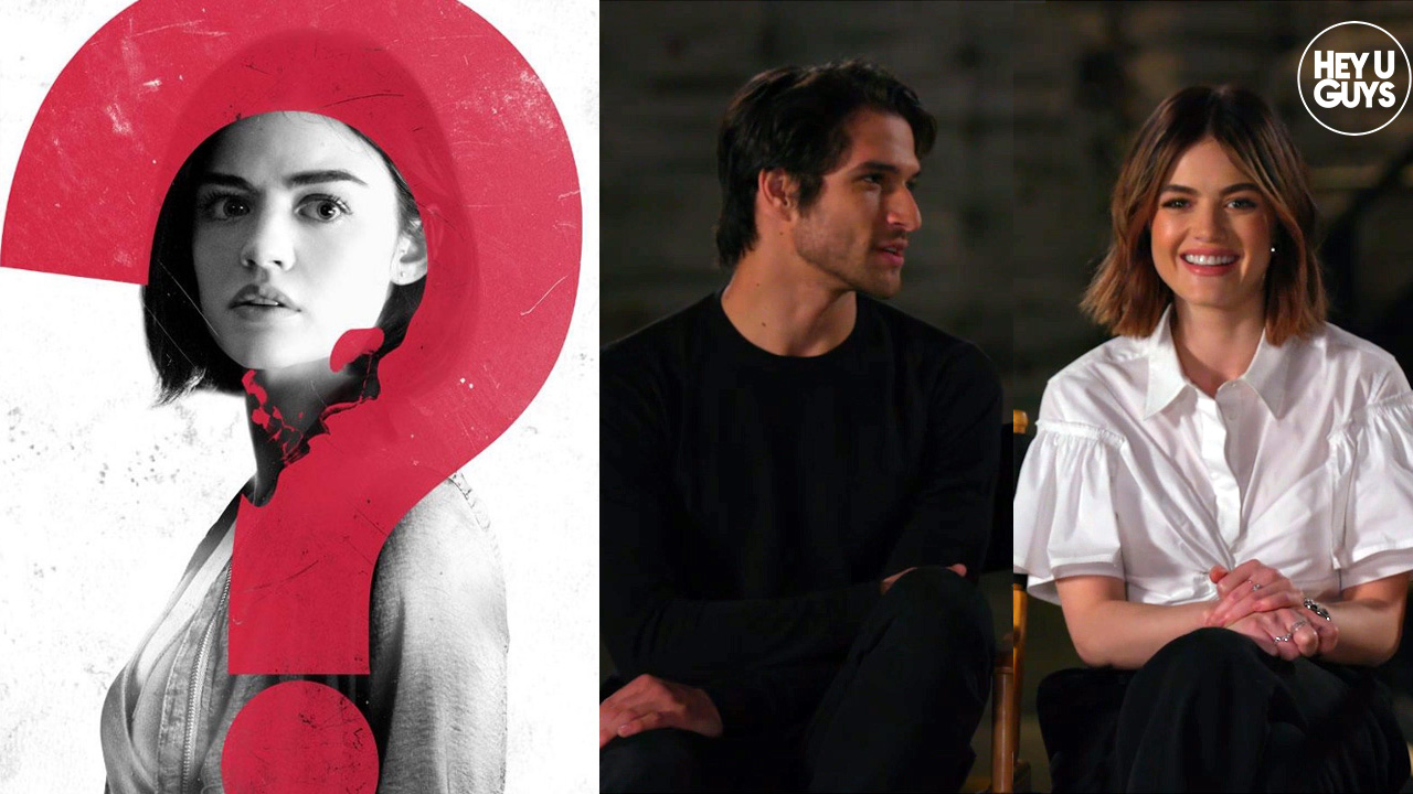 Tyler Posey & Lucy Hale - Truth or Dare Interview