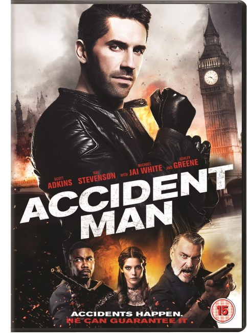 accident man dvd