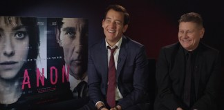 Anon Interview - Clive Owen and Andrew Niccoll.