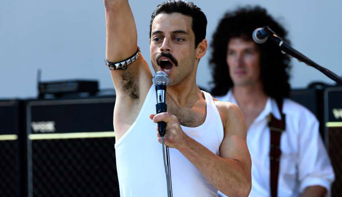 Watch Rami Malek Will Rock You in the Bohemian Rhapsody Trailer video