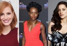 Jessica Chastain, Marion Cotillard & Lupita Nyong'o - 355