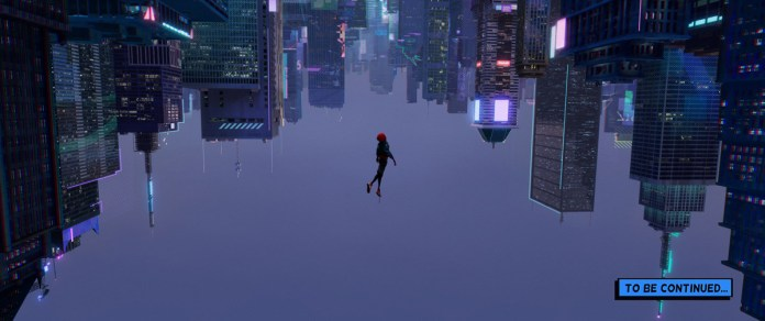 SPIDER-MAN: INTO THE SPIDER-VERSE.