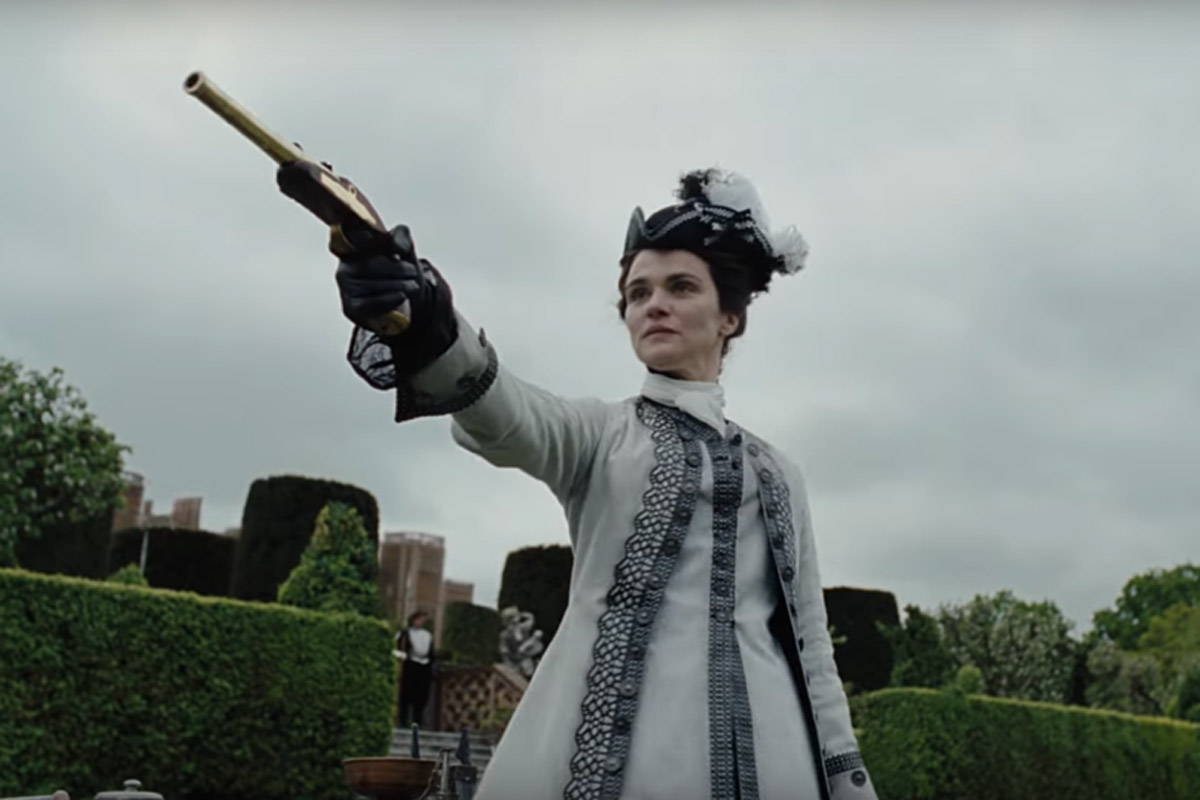 the favourite - photo #1