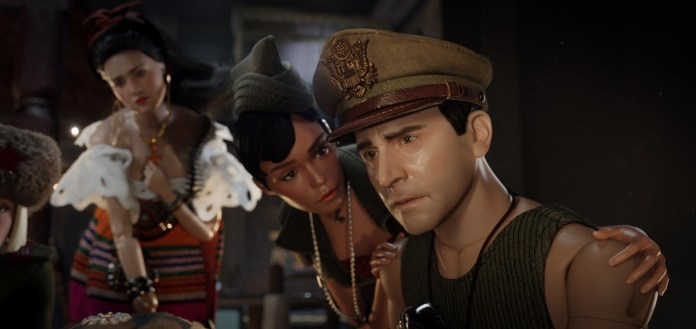 Welcome to Marwen still