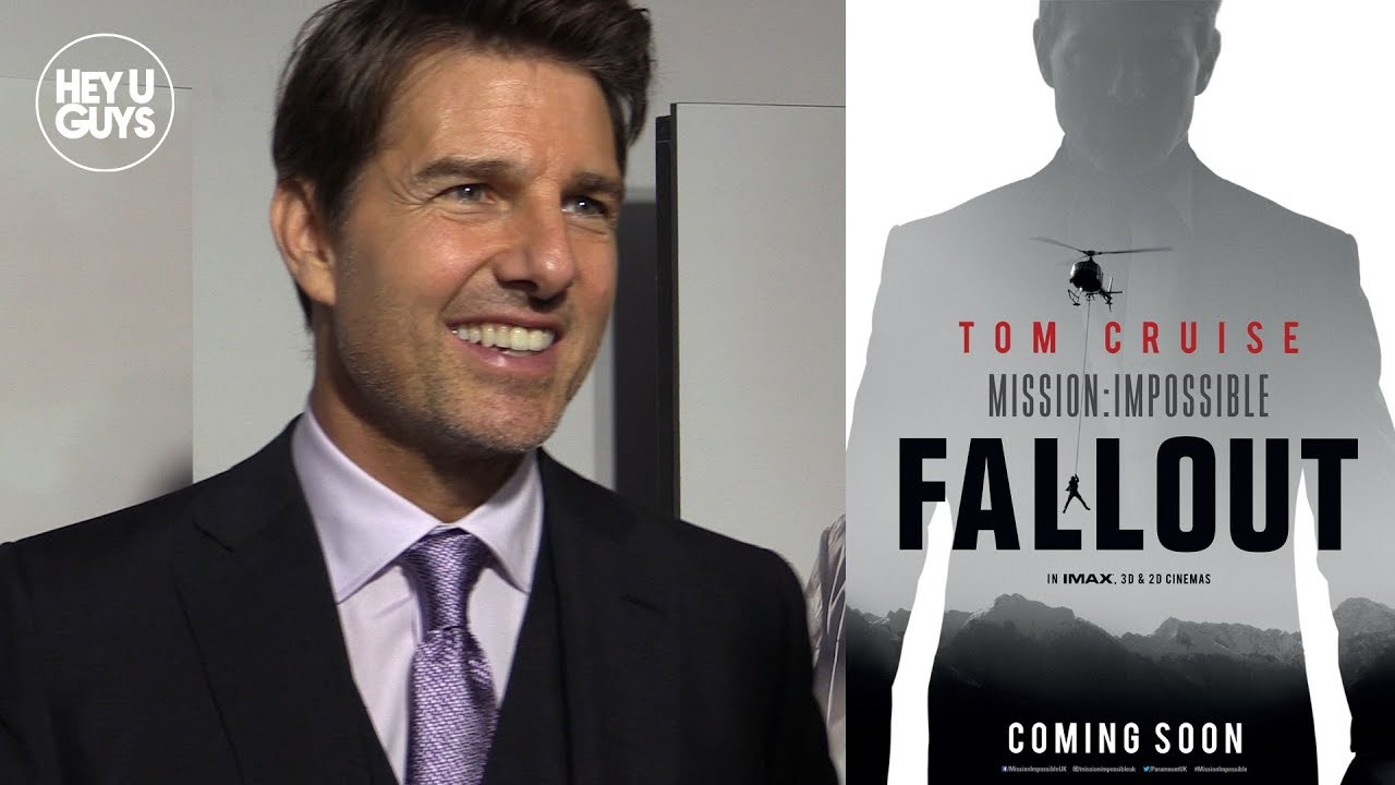 tom cruise mission impossible fallout premiere
