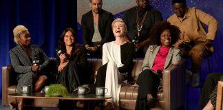 "2018 Toronto International Film Festival - ""Widows"" Press Conference"