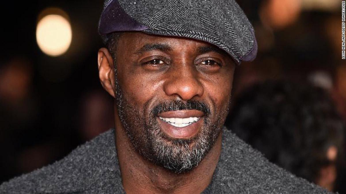 Idris Elba Beast