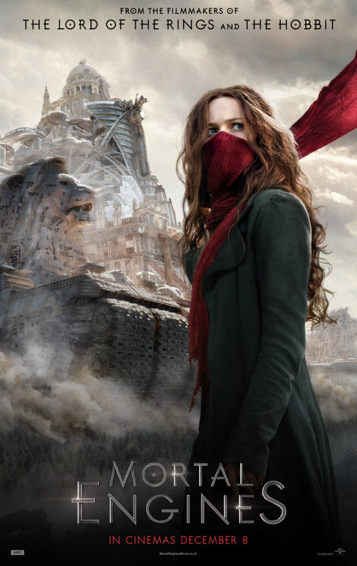 Mortal Engines Character Poster