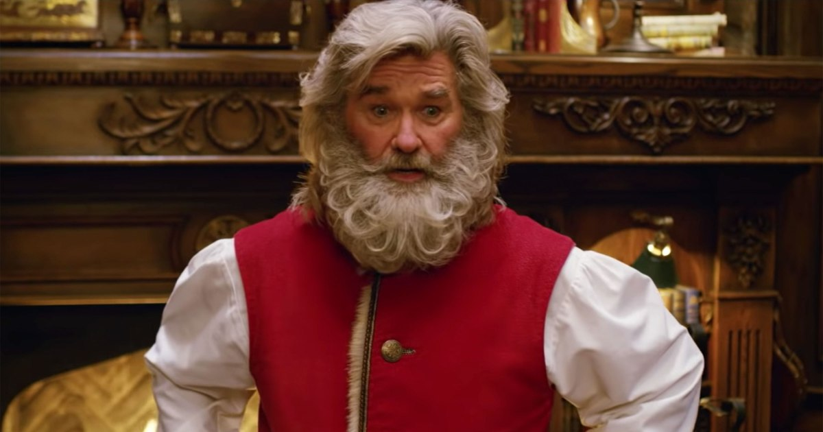 The Christmas Chronicles Trailer.Kurt Russell Keeps It Real As Santa In Trailer For The