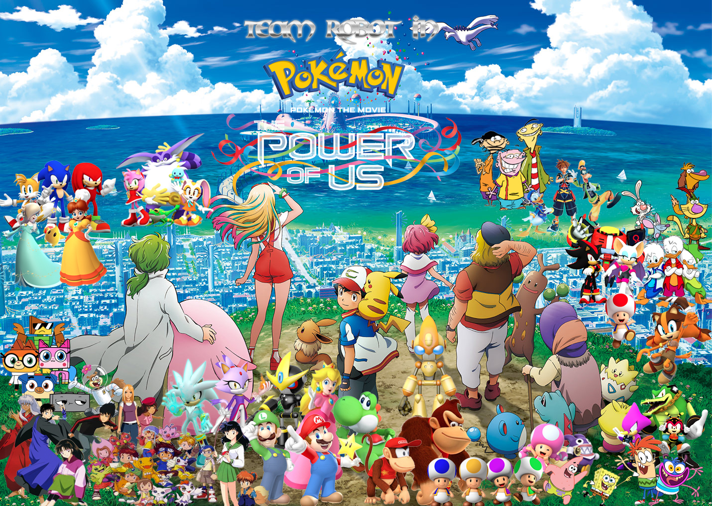 Pokémon The Power of Us Review
