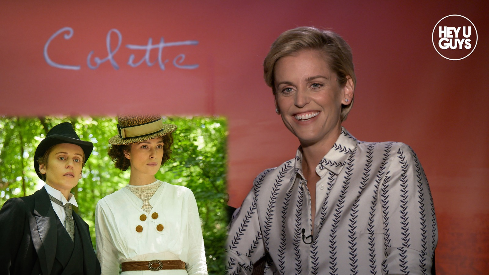 536d98db1c Exclusive  Denise Gough on Colette - with Keira Knightley