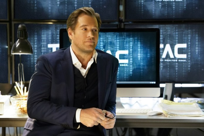Michael Weatherly as Dr. Jason Bull Photo: David M. Russell/CBS©2016 CBS Broadcasting, Inc. All Rights Reserved