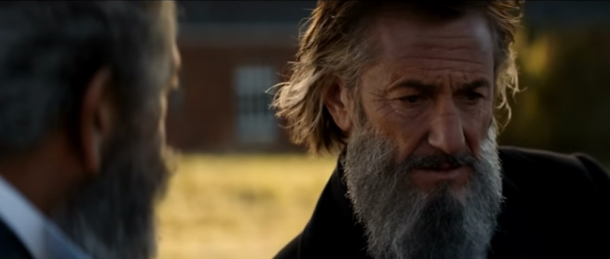 Sean Penn and Mel Gibson star in trailer for 'The Professor and the