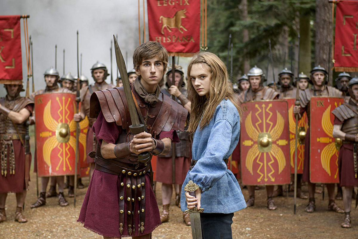 HORRIBLE HISTORIES THE MOVIE - ROTTEN ROMANS 1