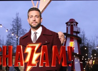 Shazam Premiere Interviews