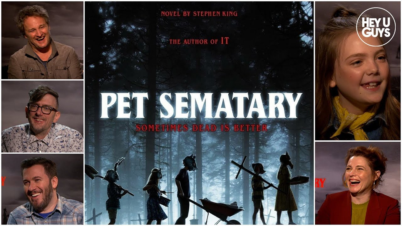 Pet Sematary Interview