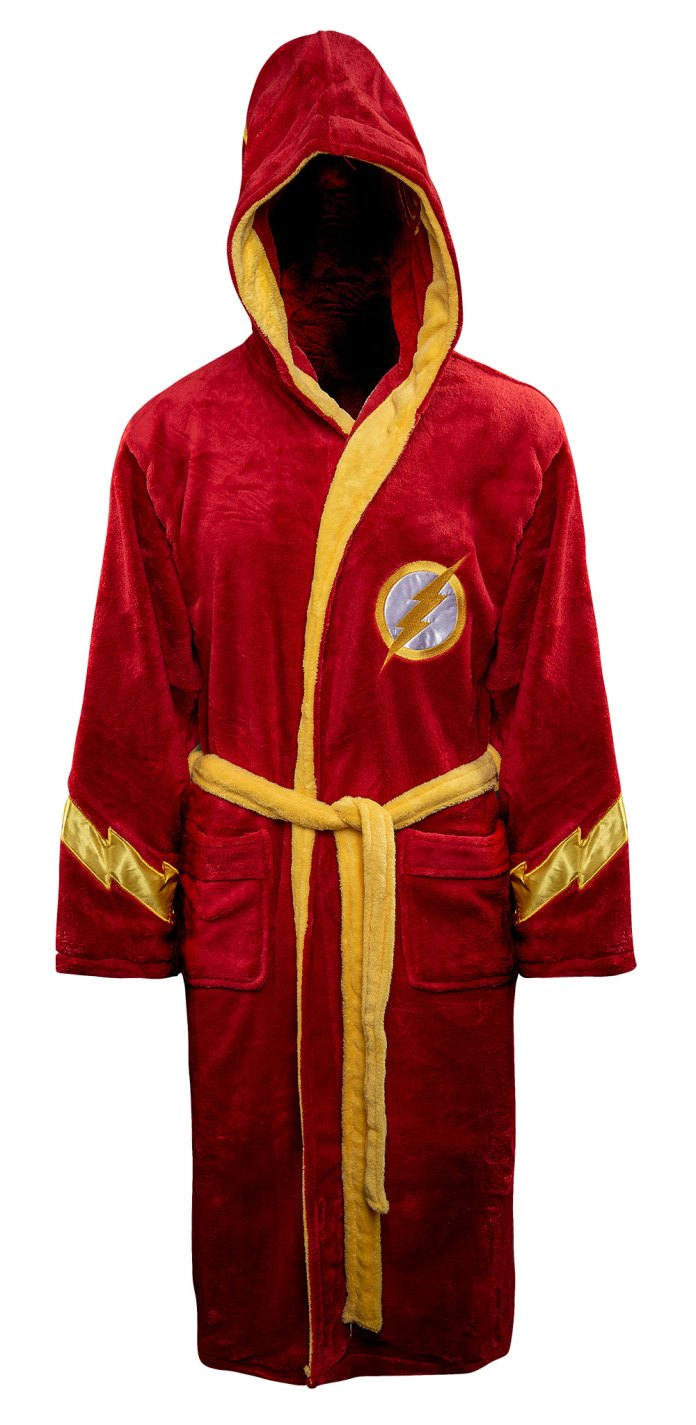 The Flash Quick Out The Tub Bathrobe
