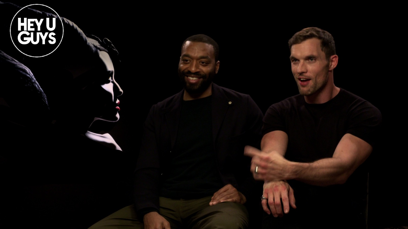 Chiwetel Ejiofor Ed Skrein And More On Maleficent Mistress