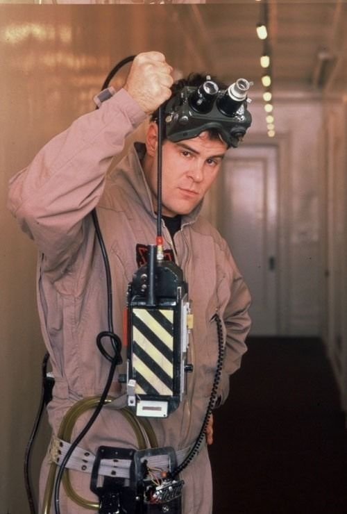 ghostbusters ray