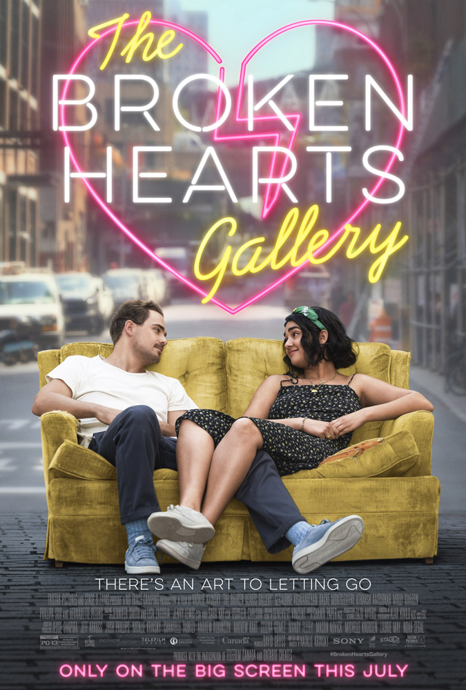 The Broken Hearts Gallery_Official Poster