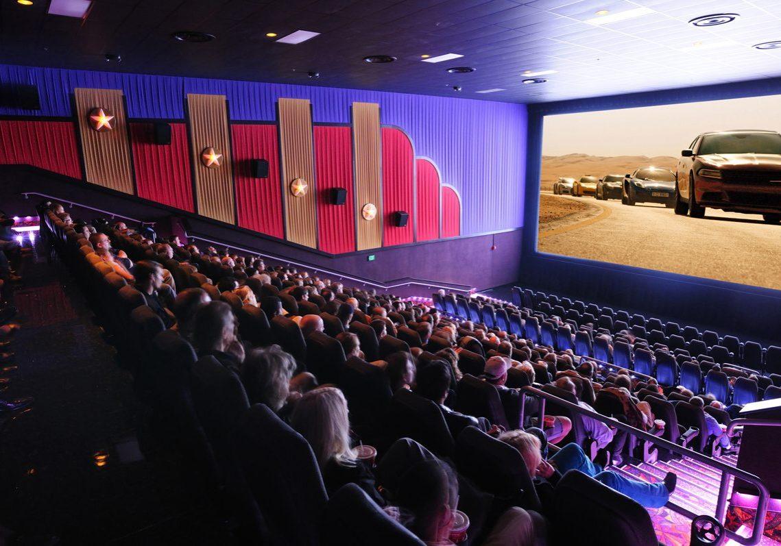 Returning to the Cinema - A Lock Down Story - HeyUGuys