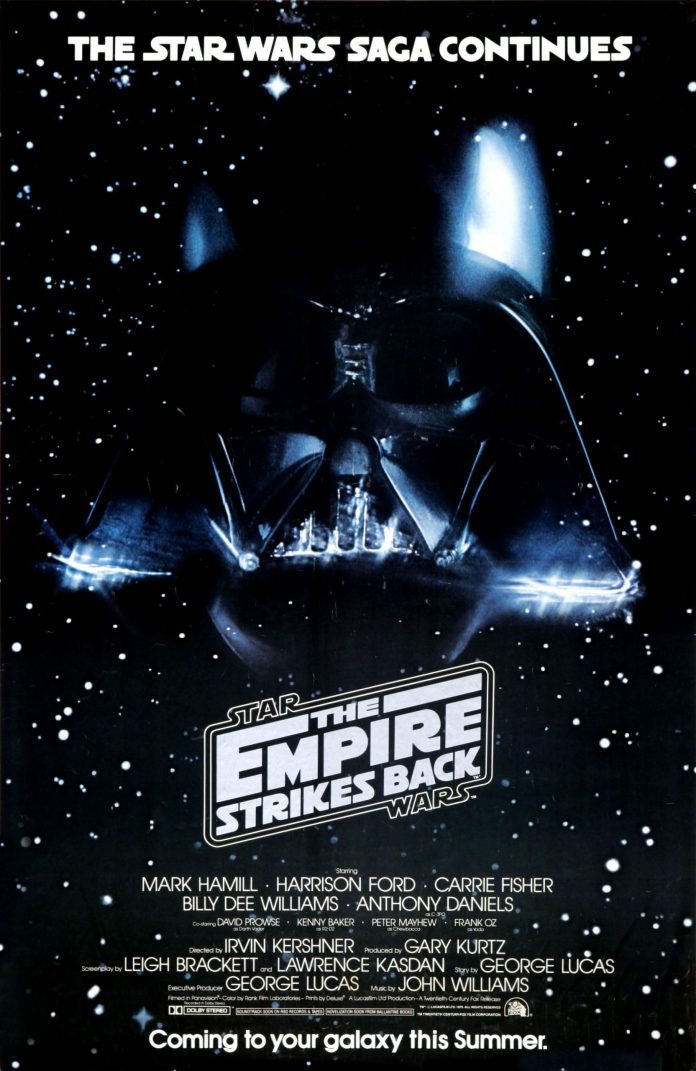 Empire Strikes Back Teaser Posters