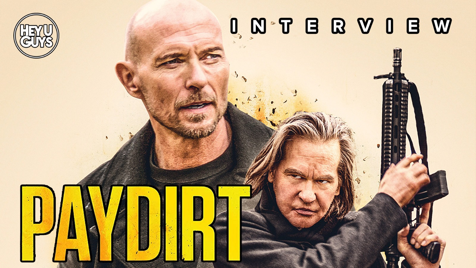Paydirt Interview - Mercedes Kilmer